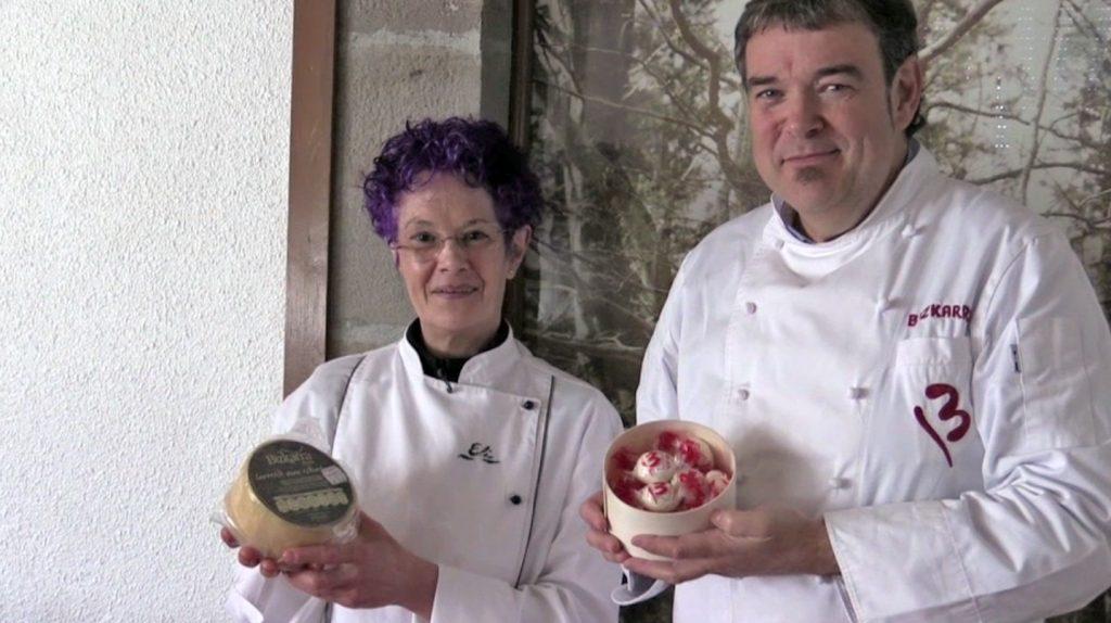 Trufas queso Bizkarra&Bizkarra