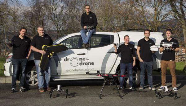 Dronebydrone