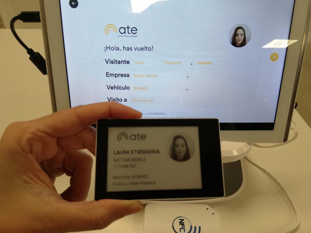 ATE-Smartcard