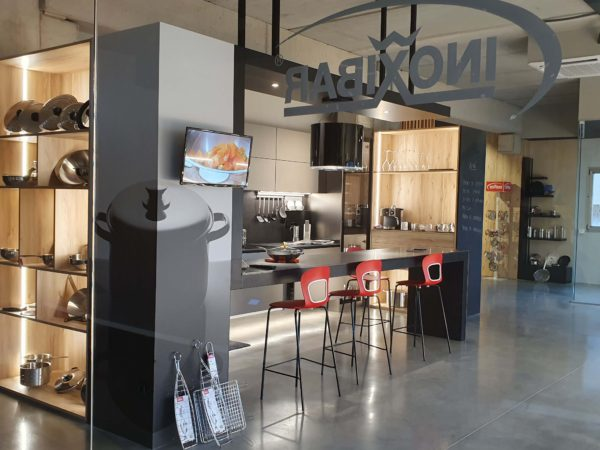 Showroom Inoxibar