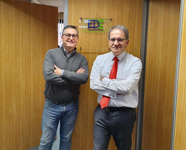 Acuerdo EDE Ingenieros y AVEQ