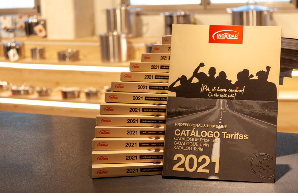 Catálogo 2021 Inoxibar