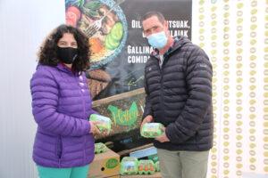 granja huevos ecológicos Zalduondo